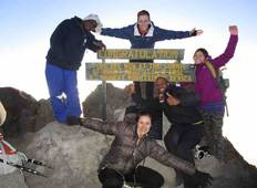 6 Day Mount Meru Trekking Tour + 2 nights hotel stay Tour
