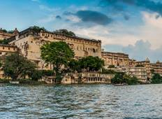 Golden Triangle Tour with Lake City Udaipur Tour