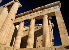 The Nine UNESCO World Heritage Sites of Southern Greece Tour