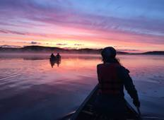 Algonquin Park 5 Day Canoe and Lodge Adventure Tour