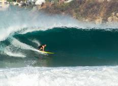 6 Days Surf Lessons at Selina Puerto Escondido Tour