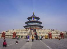 8-Day Authentic China: Beijing, Xi\'an, Shanghai Luxury Tour Tour