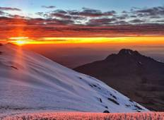 Mount kilimanjaro(highest in africa) 7 days lemosho route Tour