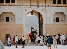 Essence of Golden Triangle Tour Tour