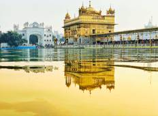 Golden Triangle with Amritsar (Guaranteed departure with 2 persons)  Tour