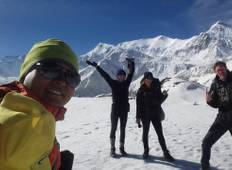 Annapurna Circuit Short Trek -8 Days Tour