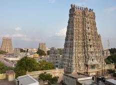 South India Temple Tour Tour