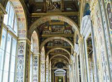 Saint Petersburg: Art and Literature Package Tour