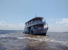 3 Day Amazon Cruise Tour