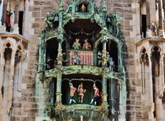 Classic Christmas Markets featuring markets in Innsbruck, Munich, Strasbourg, Nuremberg and Würzburg (including Rothenburg) Tour