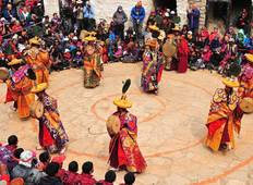 18 days Tiji Festival at Upper Mustang Trek  Tour