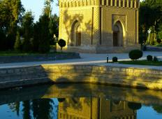 Jewels Of Ancient Uzbekistan In 12 Days Tour