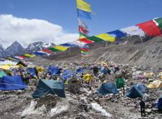Everest Base Camp Trek (13 destinations) Tour