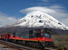 4 Day Trip on Avenue of the Volcanoes and Nariz del Diablo Train from Quito Tour