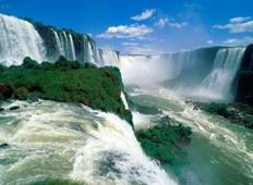 Iguazu,  The Beat of Nature Tour