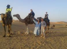 Marrakesh to Fes 3 days desert tour Tour