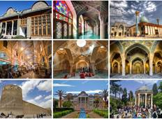 Iran at a Glance intensive Tour