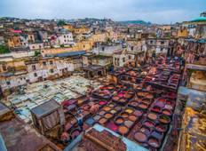 3 days from Marrakech to fez luxury camp  Tour