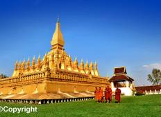 The Charm Of Vientiane Tour