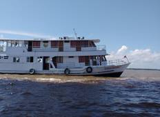 Amazon National Parks Cruise Tour