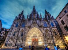 3 Days; City Break in Barcelona, Cultural Experience Tour