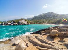 Private Tour: Cartagena & Tayrona National Park Tour