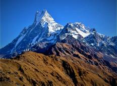 Mardi Himal Trek Around The Annapurna Region Tour