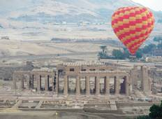 Hot Air Balloons Ride In Luxor Tour