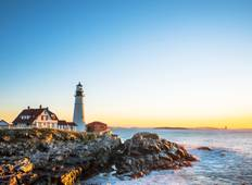 Roaming Coastal Maine featuring Portland, Acadia & Penobscot Bay (Portland, ME to Bar Harbor, ME) Tour