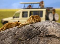 3 Days, 2 Nights Tarangire & Ngorongoro Crater Joining Group Safari Tour Tanzania  Tour