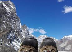 Everest Base Camp Luxury Trek-11 Days Tour
