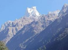 Short Annapurna Base Camp Trekking- 7 Days Tour