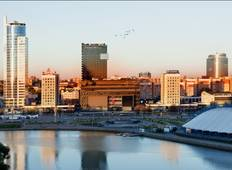 Minsk City Break from Great Britain 2020 Tour