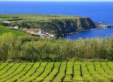 Self-Guided Walking in the Azores - Sao Miguel Island Tour