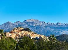 Walking in Spain -  Alicante Mountains Tour