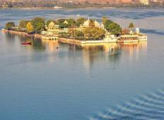 \'Lakes As\' Heritage (Start Udaipur, End Optional Jodhpur,2019-20, 3 Days) Tour