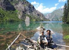 Alpine Lake Sary-Chelek Tour