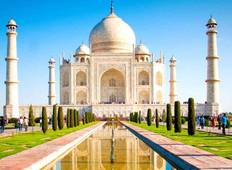 Golden Triangle for first timer in India Tour