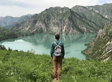 Kyrgyzstan: Lakes, Valleys, Canyons and Nomadic life Tour