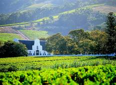 Cape Town - Winelands - Garden Route for Wine Lovers: 5 Day Tour Tour