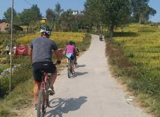 Mountain Biking Tour | Kathmandu-Pokhara; A tale between two cities Tour