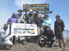 Mount Kilimanjaro Climb Machame Route Tour