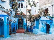 Imperial Morocco & The Blue City - 8 Days Tour