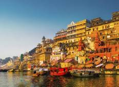 Most Popular Golden Triangle Tour with Holy City Varanasi Tour
