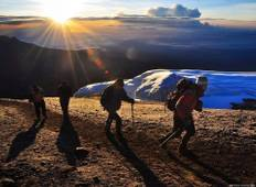 6 Days Mount Kilimanjaro Machame Route Climb Tour