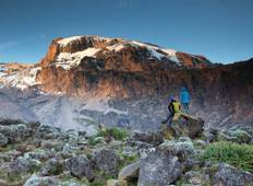5 Days Mount Kilimanjaro Marangu Route climb Tour