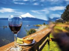 Enjoy 4 days of RELAX @ Puerto Pilar Hotel in Puerto Varas  Tour