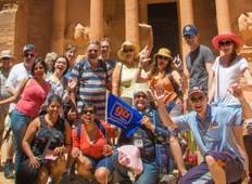 Pyramids to Petra - 15 days Tour