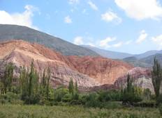 Salta,  A Colorful Land Tour