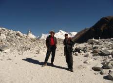 Everest Three Passes Trek-19 Days Tour